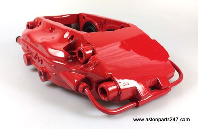 VANQUISH FRONT BRAKE CALIPER RH RED RECONDITIONED – 4R12-280458-AA-AP.