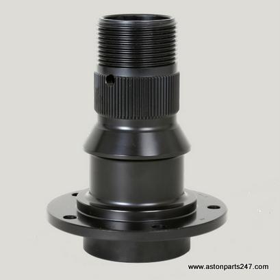 DB5 & DB6 MKI SPLINED HUB FRONT BLACK RH & LH – 020-023-0157/8BLK.