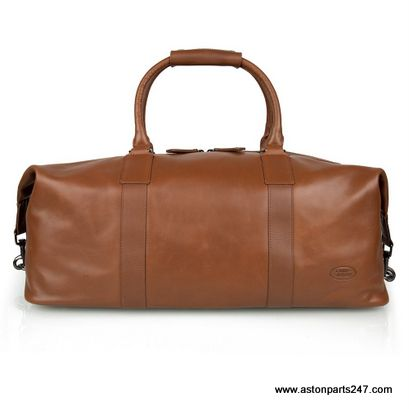 LAND ROVER HERITAGE WEEKENDER BAG / HOLDALL LEATHER – 51LRLUGNHH.