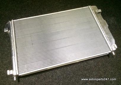 DB7 V12, V8 VANTAGE, DB9 & VANQUISH RADIATOR ASSY – 32-121574-AD.