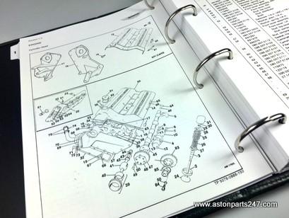 AM V8 PARTS CATALOGUE – 43-26290.