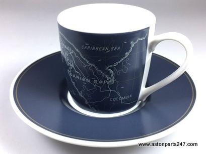 "LAND ROVER ""HERITAGE"" DARIEN GAP ESPRESSO CUP SET – 51LDGF612NVA."