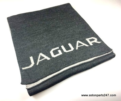JAGUAR HAT AND SCARF SET ONE SIZE CHARCOAL MARL GREY – 50JBGF347BKA.