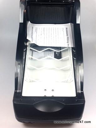 JAGUAR XE, E-PACE, XF & F-PACE CENTRAL ARMREST COOLER / WARMER BOX – T2H7739.