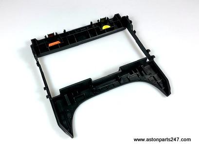JAGUAR F-TYPE CENTRE CONSOLE FINISHER FRONT AUTO BLACK – T2R16116PVJ.