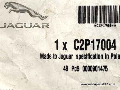 JAGUAR BRAKE PAD WEAR SENSOR FRONT XK, XF, XJ & F-TYPE 5.0LTR – C2P17004.