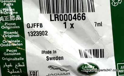 FREELANDER 2, EVOQUE, DISCOVERY SPORT FRONT CROSSMEMBER BOLT M16 – LR000466.