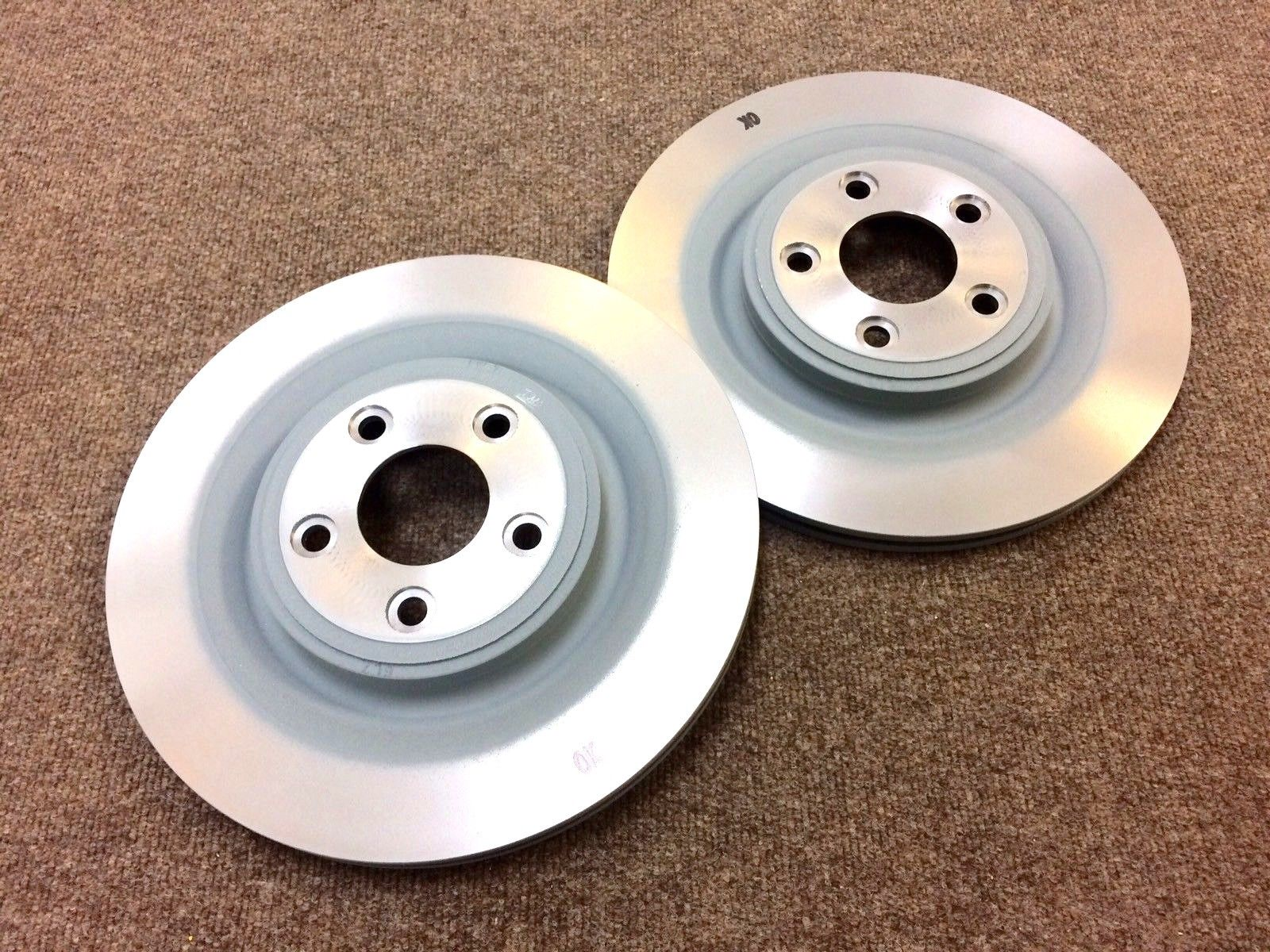 JAGUAR S-TYPE, XF, XJ, XK REAR BRAKE DISC SET – C2D26352.
