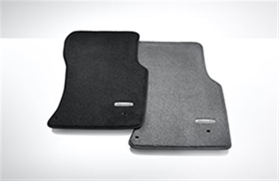 JAGUAR XE LUXURY CARPET MAT SET JET BLACK RHD – T4N7145PVJ.