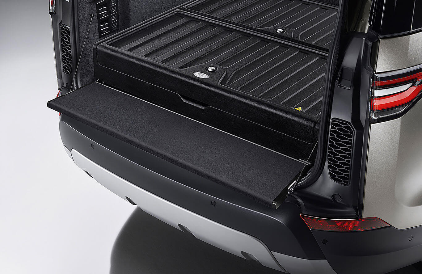 LAND ROVER DISCOVERY 5 LUGGAGE LOADSPACE ORGANISER – VPLRS0355.