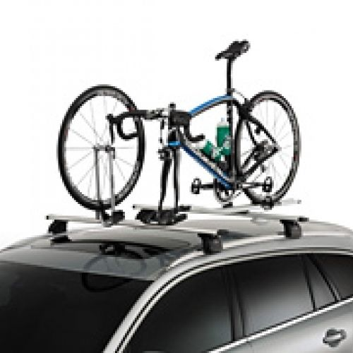 Jaguar Xf 2007 2017 Fork Mounted Cycle Carrier C2a1540