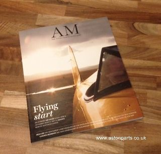ASTON MARTIN MAGAZINE ISSUE 26 AUTUMN 2014 – 706179.