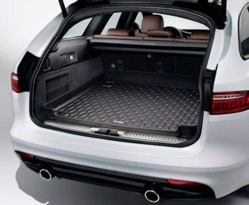 JAGUAR XF SPORTBRAKE LUGGAGE COMPARTMENT RUBBER LOAD LINER – T2H25062.