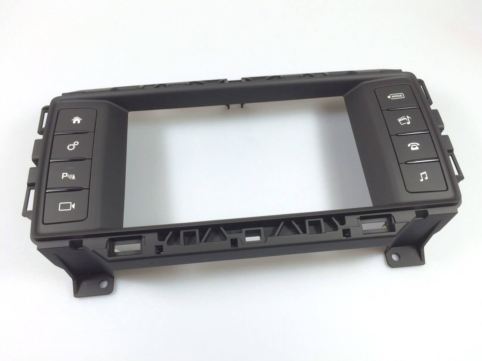 JAGUAR XE & F PACE SAT NAV RADIO SCREEN FASCIA TRIM – T2H3567.