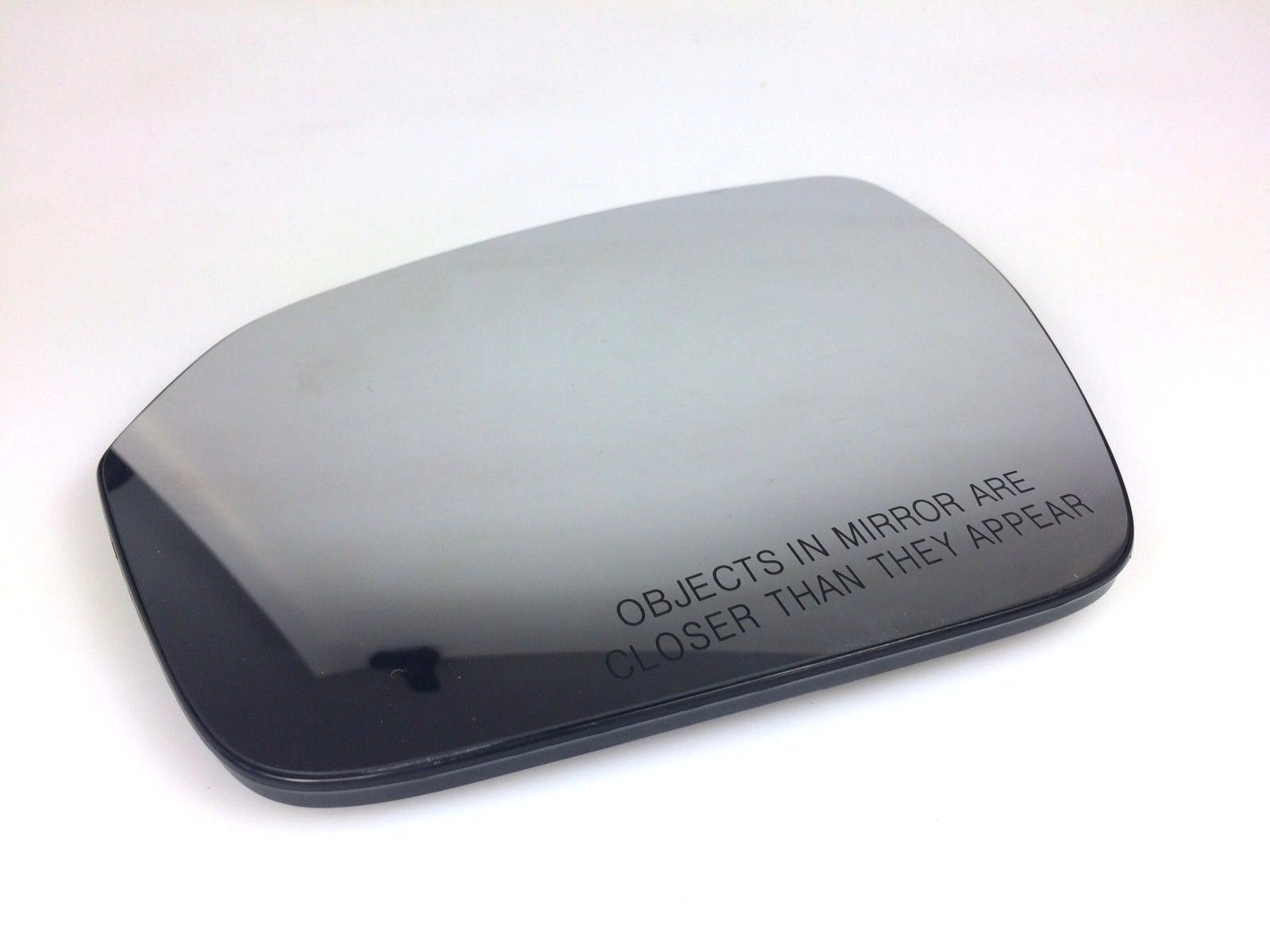 RANGE ROVER EVOQUE DOOR MIRROR GLASS LH WITH SCRIPT – LR025215.